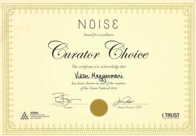 Brian Eno's special prize