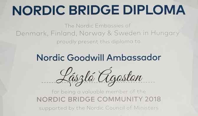 Nordic Goodwill Ambassador