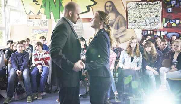 School programme in Germany