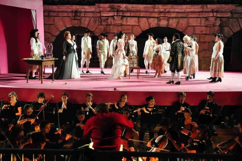 Don Giovanni in Weikersheim